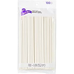 Lollipop Sticks, 100 Pcs