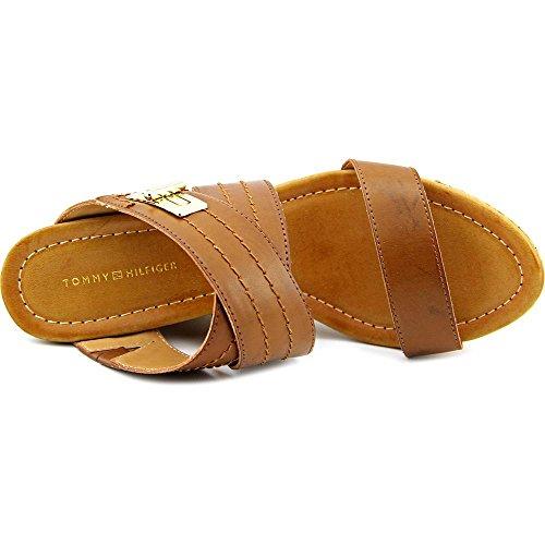 Tommy Hilfiger Mili2 - Sandalias de vestir de Material Sintético para mujer marrón marrón medio