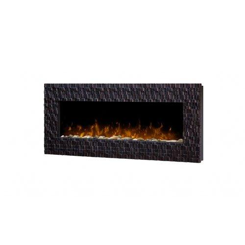 Dimplex DWF-1318 Wakefield Wall-Mounted Fireplace, Espresso