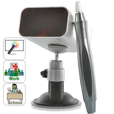 Audel Portable USB Interactive Whiteboard (IR Pen-based)