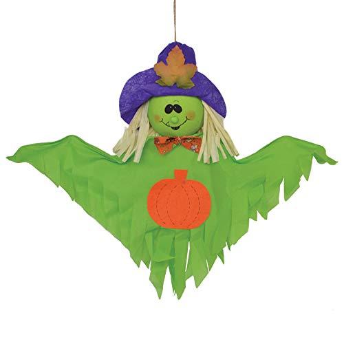 Willsa Fashion Halloween Hanging Indoor/Outdoor Party Decor Toy
