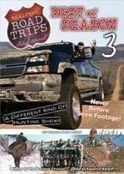 Realtree Road Trips Best of Season 3 DVD