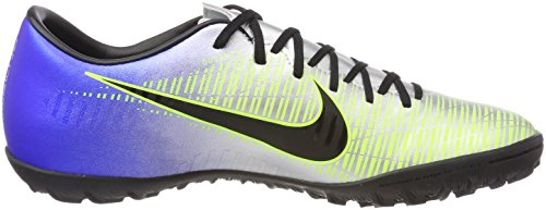 Multicolore MercurialX Nike VI 407 Racer Blue Chr de Football TF Chaussures NJR Victory Black Homme AdqSwdz