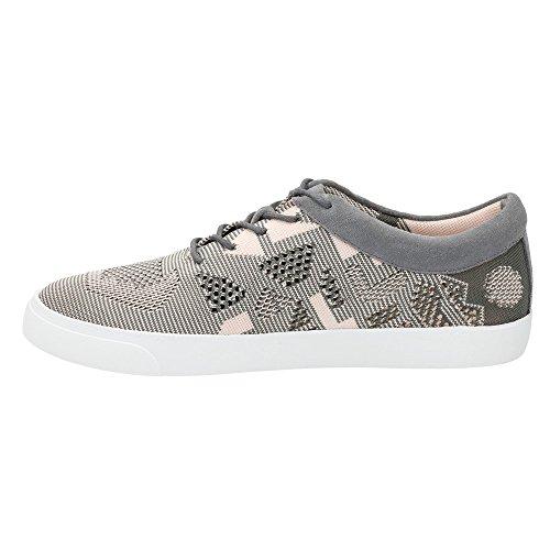 Knit Sneaker Pink Glitter 9 5 CLARKS US Women's M Nude Glove nqY7wtZ4C