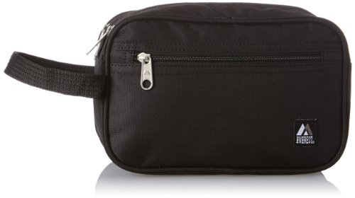 everest-dual-compartment-toiletry-bag-black-one-size