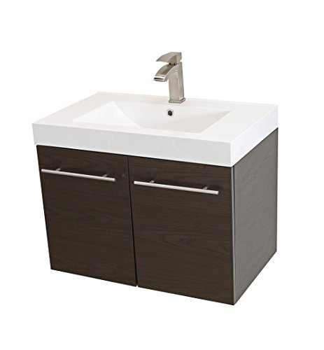 Cheap windbay 36 wall mount powder bathroom vanity sink for Cheap toilet and sink set