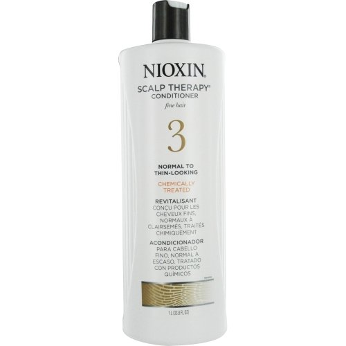 Nioxin Scalp Therapy, System 3  33.8 oz LITER
