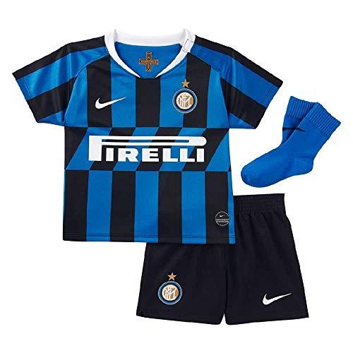 Nike 2019-2020 Inter Milan Home Infants Kit (Inter Nike Milan Club)