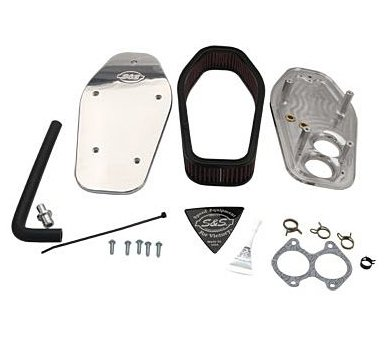 S&S 106-5131 Air Cleaner Kit For 2008-2016 Victory Freedom® engines
