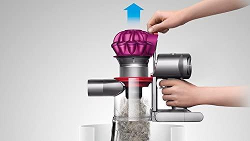 Dyson V7 Motorhead Aspiradora Sin Cable con 2 Funciones, 100 ...