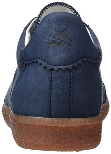 Esprit Damen Trainee Lace Up Sneaker Blau (marine 400)