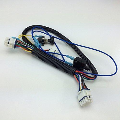 electric club car precedent wiring diagram club car precedent wiring harness