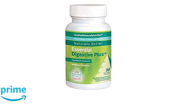 Good Health Naturally Essential Digestive PlusTM - Enzimas ...