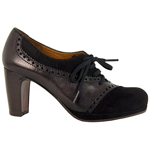 Chie Mihara Trouser Shoe Milha Black