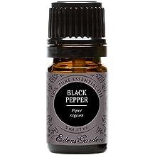 Black Pepper 100% Pure Therapeutic Grade Essential Oil by Edens Garden- 5 ml