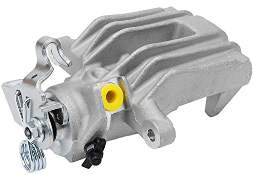 Bapmic 1J0615423G Rear Left Disc Brake Caliper for Audi TT Volkswagen Beetle (Audi Tt Brake Disc)