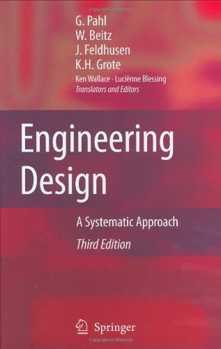 Engineering Design: A Systematic Approach: 3rd (Third) edition