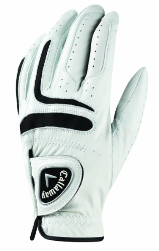 (Callaway Golf Women's Tour Authentic Glove (Left Hand, Medium\Large))