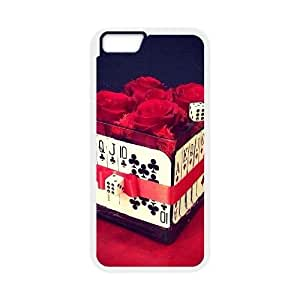 Poker DIY Case Cover for iPhone6 Plus 5.5