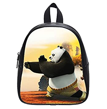 31aef7ed1810 Image Unavailable. Image not available for. Color  Top Sale Kung Fu Panda 3  Custom Kids School Bag Backpack ...