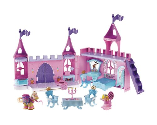 Fisher-Price Little People Dance n' Twirl Palace