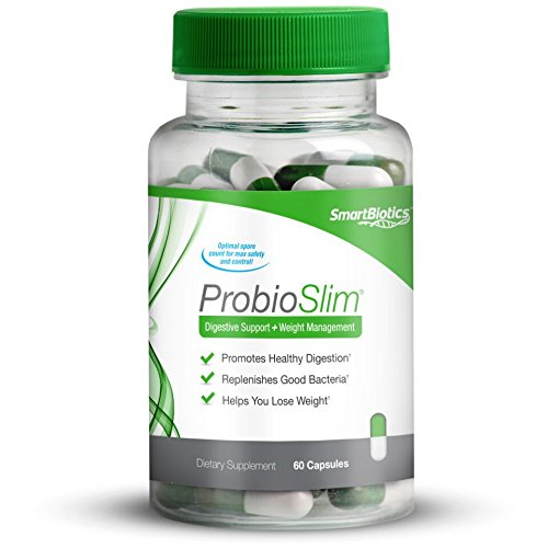 ProbioSlim Probiotics Supplement Constipation SmartBiotics product image