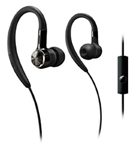Philips SHS8105A/28 Ear-Hook Headset for Android (Black) (Discontinued by Manufacturer)