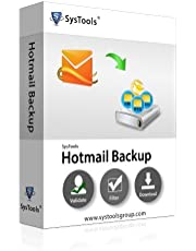 SysTools Hotmail Backup (Email Delivery-No CD)