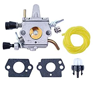 Haishine Carburador Carb Fuel Manguera Primer Kit de ...