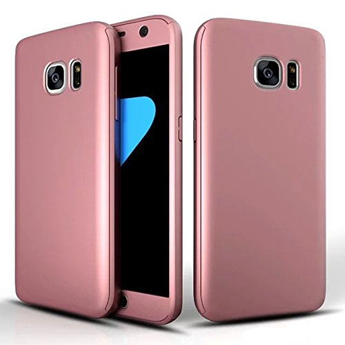 samsung galaxy s7 edge full body hard case inspirationc 360 all round protective case for. Black Bedroom Furniture Sets. Home Design Ideas