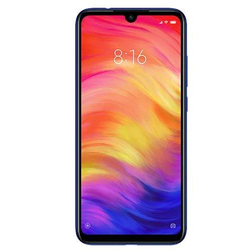 "Xiaomi Redmi Note 7 128GB + 4GB RAM 6.3"" FHD+ LTE Factory Unlocked 48MP GSM Smartphone (Global Version, No Warranty) (Neptune Blue)"