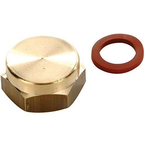 bouchon gaz - femelle - p34 - 20 x 150 - pour gaz butane et propane - blister - clesse p340110