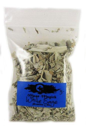 (Sage, White Raw Herb)