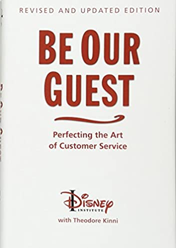 be our guest perfecting the art of customer service disney rh amazon com Customer Service Clip Art Employee Customer Service Training