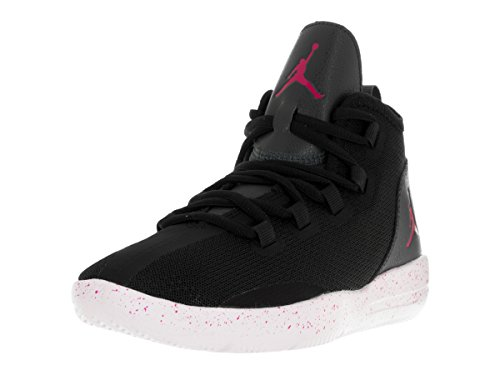 Nike Jordan Kids Jordan Reveal Gg Black/Vivid Pink Anthrc...