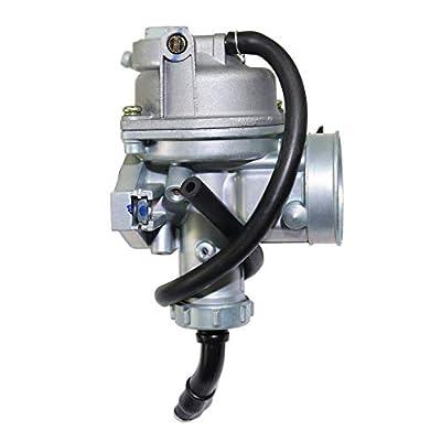 Motorcycle carburetor Carb for Honda ATV 3-Wheeler ATC 110 ATC110 1979-1985 with Air Filter: Automotive