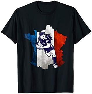 France Rugby Jersey- France Rugby  | Rugby  France T-shirt | Size S - 5XL