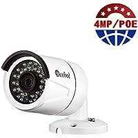 Deebol HDB-IP4401S 4MP megapixel Bullet 3.6mm Network Ultra HD IP POE IR Security Camera ONVIF 24x IR LEDs IP66 Weatherproof Vandalproof