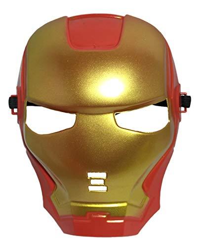 Seasons Merchandise Iron Man Mask fro Kids and Men (Iron Man Mask For Kids)
