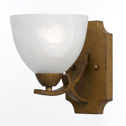 (Triarch 33280/1-AG Value Wall Sconce)