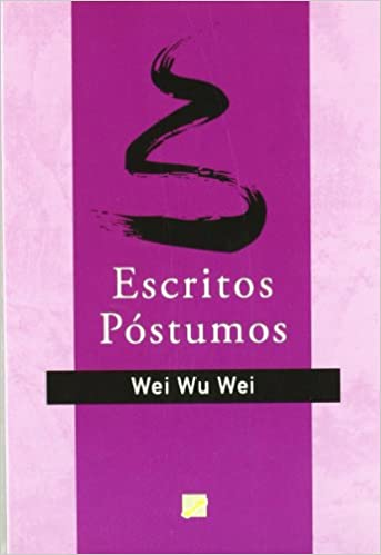 WEI WU WEI LIBROS PDF DOWNLOAD