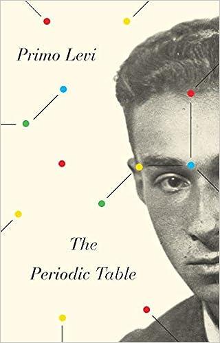 The periodic table primo levi raymond rosenthal 9780805210415 the periodic table primo levi raymond rosenthal 9780805210415 books amazon urtaz Gallery