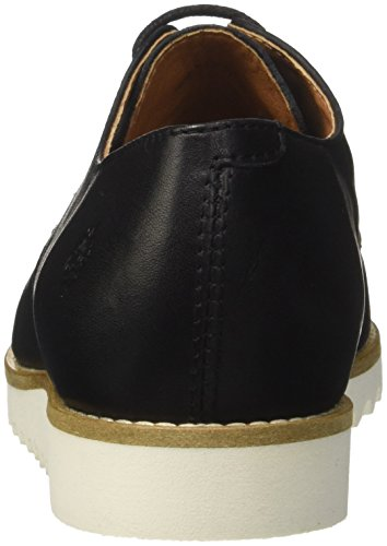 Holly Eden Scarpe Derby Nero Donna Apple Stringate Black of T4EwOqR
