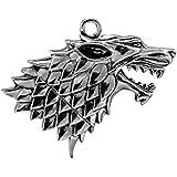 CustomUSB FDC-0369-16G CustomUSB 16GB Game of Thrones Stark Sigil Direwolf USB Flash Drive (FDC-0369-16G)