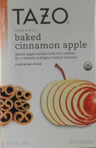Tazo Organic Baked Cinnamon Apple (50g) (20 filterbags)