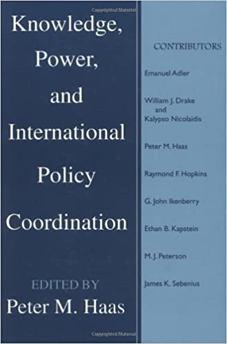 Book Knowledge, Power and International Policy Coordination (Studies in International Relations) (1997-02-01)