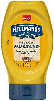 Mostarda Hellmann's Yellow Mustard