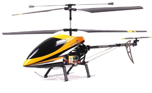 Double Horse 65cm 9101 3.5CH 3 Channel Big Electric RC Helicopter Gyro 450 (3 Channel Electric Helicopter)