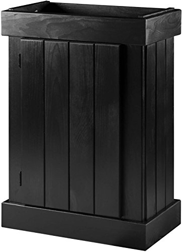 All Glass Aquarium AAG51020 Pine Cabinet only, 20-Inch