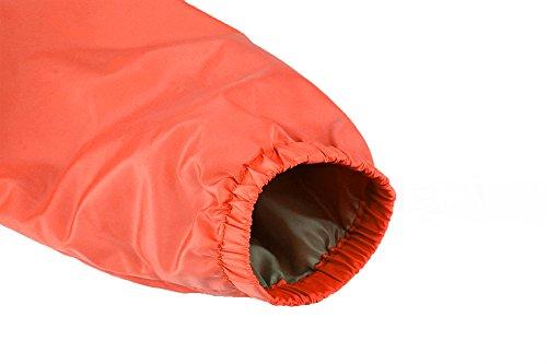 iLoveSIA Veste Fin Outdoor Vent Femme Pluie et Coupe Orange qF4wxqrC